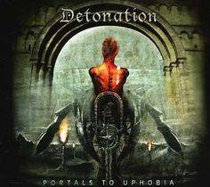 Detonation - Portals To Uphobia, Grey