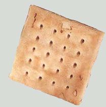 DIY - How to make historic hardtack.