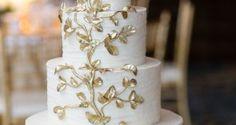Pasteles de Boda con hermosos detalles 1