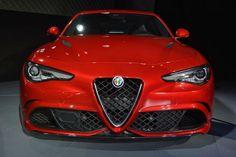 2017 Alfa Romeo Giulia Facelift