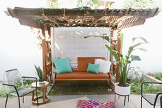 How to update your patio for summer entertaining (in our new house!) | The Alison Show