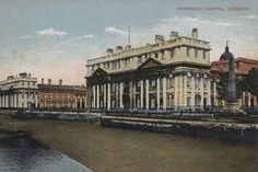 Photographic Print: Greenwich Hospital, London : 24x16in Old Greenwich, Old Photos, Find Art, Framed Artwork, Louvre, London, Ship, History, Building
