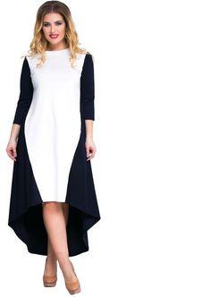 1bad492fac avant Plus Size colorblock Dress Women Clothing Party Maxi midi mixi color  block