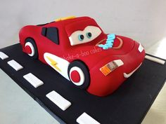 bake-a-boo: Mickey Mouse cake, Mad scientist cake and another Lighting McQueen cakes Cupcakes, Cupcake Cakes, Lighting Mcqueen Cake, Cheesecakes, Bake A Boo, Mickey Mouse Cake, Creative Cakes, Unique Cakes, Specialty Cakes