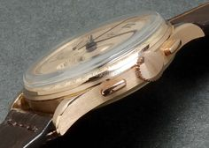 "46' Breitling  ""PREMIER"" 18KRG 37mm Chronograph cal. Venus-178 780000---2016.12.22."