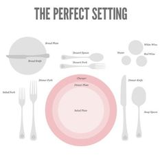 the perfect setting