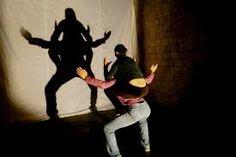 Resultado de imagen para teatro de sombras