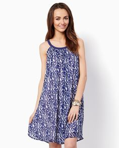 charming charlie | Mediterranean Beach Dress | UPC: 410007279468 #charmingcharlie