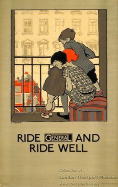 Ride General ~ James Henry Dowd