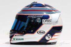 Valtteri Bottas, Williams (2014) - side
