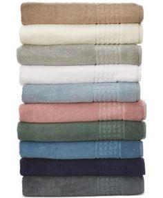 Lauren Ralph Lauren Pierce Cotton Bath Towel - King Fisher Blue