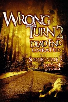 Wrong Turn 2: Dead End Full Movie Online 2007