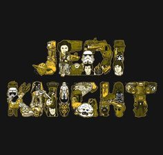 Star Knight T-Shirt $10 Star Wars tee at RIPT today only!