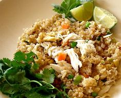 Open Mouth, Insert Fork: Reminiscing and Reproducing Thai Crab Fried Rice