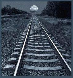 Railroad Moon