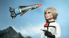Lady Penelope. Loved that show from my childhood!
