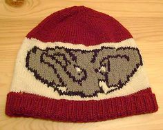 Ravelry: big al and roll tide chart pattern by Meagan Sweeney