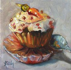 Angela Sullivan | OIL | With a Spoon
