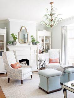 Living Room Colors a