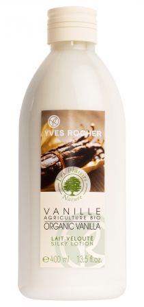 Yves Rocher Organic Vanilla Lotion Любиииииииииииимый) ммммм)