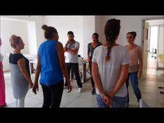 Köprü Dansı ve Şarkısı Zarife Pazarlı Mektebim Okulları Köprüye Gelin Beni de Alın Hikayesi - YouTube