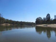The mighty Murray River, Victoria