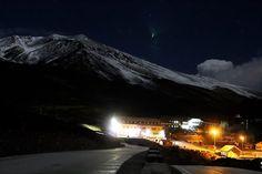 Etna e rifugio Sapienza dicembre 2014
