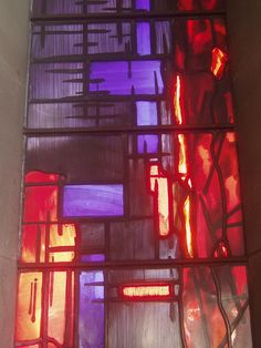 Baptistry Window Panel, Coventry Cathedral