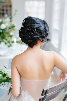 Elegant Spring Garden Wedding Inspiration – Style Me Pretty