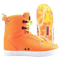 2014 Byerly System Wakeboard Boots.