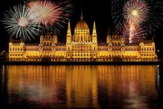 Flight Barcelona to Budapest for just 72 EUR