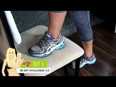 Bikini Body Mommy Challenge 3.0: DAY 6 - YouTube