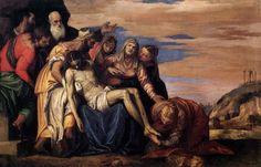 Compianto sul Cristo morto (1548 circa; Verona, Museo di Castelvecchio)