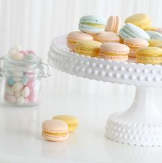VK is the largest European social network with more than 100 million active users. Pastel Macaroons, Lemon Macarons, French Macaroons, Macaroon Recipes, Biscuit Cake, Beautiful Desserts, Sweet Treats, Sweets, Baking