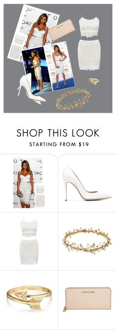 """""""Bez naslova #18"""" by maria1c ❤ liked on Polyvore featuring мода, Gianvito Rossi, Erickson Beamon, Bling Jewelry и Michael Kors"""