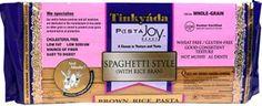 Tinkyada Brown Rice Gluten Free Pasta Spaghetti, 16 oz.