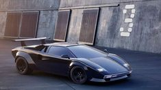 View Lamborghini Countach render by Jimmy Nahlous images from our Lamborghini Countach render by Jimmy Nahlous photo gallery. Custom Lamborghini, Lamborghini Photos, Lamborghini Concept, Lamborghini Cars, Ferrari, Moto R1, Bmw Classic Cars, Best Muscle Cars, Amazing Cars