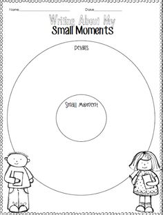 explode the moment writing activity sheets