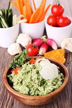 Healthy, Satisfying Super Bowl Snacks. Nutritious Healthy Recipes & Healthy Food Ideas.