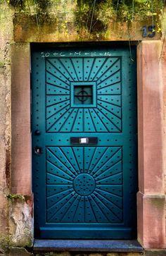 Vieilles portes