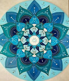 Mandala Doodle, Stencils Mandala, Mandala Dots, Mandala Pattern, Mandala Artwork, Mandalas Painting, Mandalas Drawing, Acrylic Painting Tutorials, Dot Painting