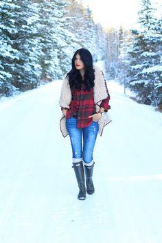 Winter Fashion @conveythemoment