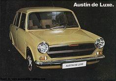 Austin de Luxe - Sold in the UK as the 1100/1300 range