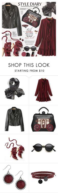 """Style Diary"" by katjuncica ❤ liked on Polyvore featuring Derek Lam, Lucky Brand, Bottega Veneta, Rocio, Karen Kane, women's clothing, women's fashion, women, female and woman"