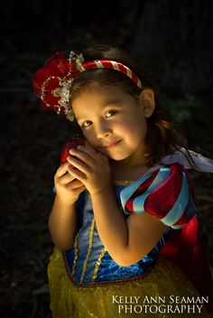 Bella as Snow White from my photo shoot this weekend! LOVE. Princess Photo Shoot