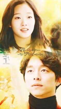 Love you ahjussii Goblin The Lonely And Great God, Goblin Korean Drama, Ji Eun Tak, Goblin Kdrama, Romance Film, Kim Go Eun, Yook Sungjae, Arts Award, Gong Yoo