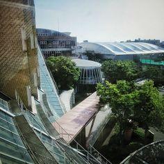 * 国立オリンピック記念青少年総合センター National Olympics Memorial Youth Center / Yoyogi Kamizono-cho, Tokyo Completed in 2001 Architect: Sakakura Associates . by urbanscape