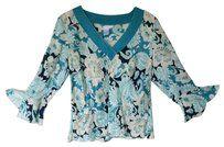 August Silk Vintage Top Silk