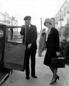 Nancy Carroll, April 1929.
