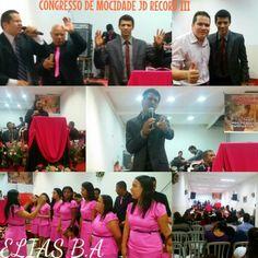 eliasba #musicagospel #adoracao #musica #evangelico hoje foi assim #PR.ADINALDO MINISTRANDO ADORANDO # CONGRESSO DE MOCIDADE.JD RECORD III